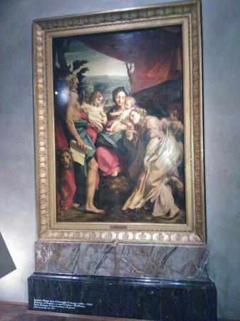 National Gallery (Galleria Nazionale): Affreschi e tele