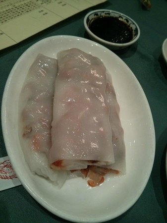 Ocean Treasure Seafood Restaurant: char siu cheung fan, very silky