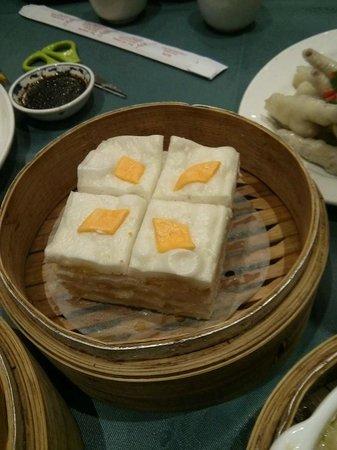 Ocean Treasure Seafood Restaurant: thousand layer cake