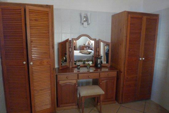 Beach Villa Seychelles: Zimmer