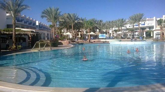 Jaz Fanara Resort & Residence : piscina