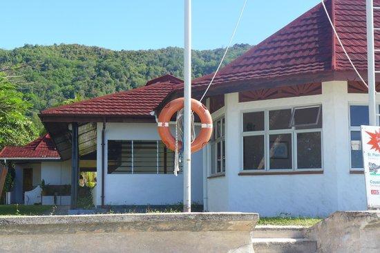 Beach Villa Seychelles : Hotelanlage