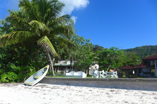 Beach Villa Seychelles : Strand