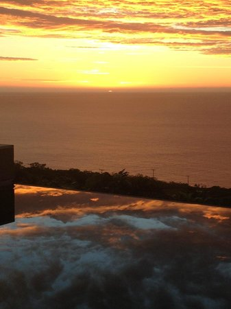 Horizon Guest House: One spectacular sunset