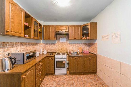 Stella Hostel: kitchen