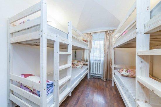 Stella Hostel: 4-bed room