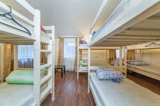 Stella Hostel: room