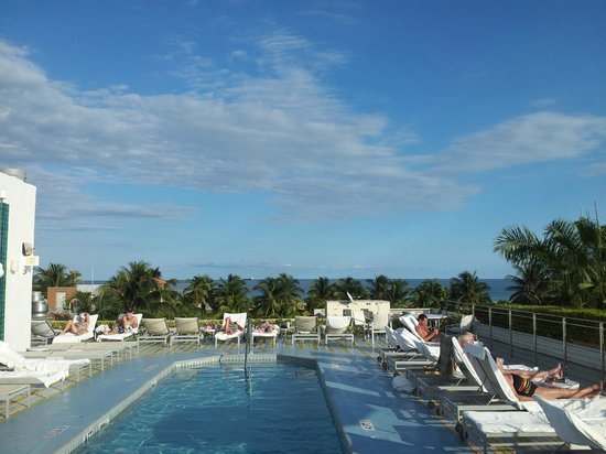 The Hotel of South Beach: View