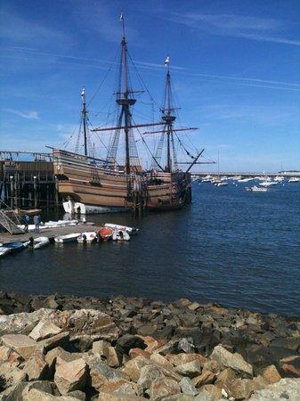 Inn at Lewis Bay: Mayflower Plymouth 2013