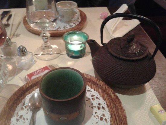 Le Tonkinois : Thé et café