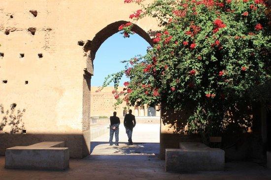 El Badi Palast: Otra puerta