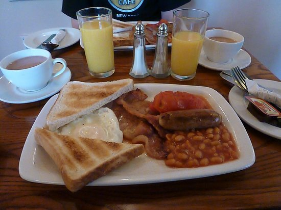The Robin 2 Hotel: The Bilston Breakfast