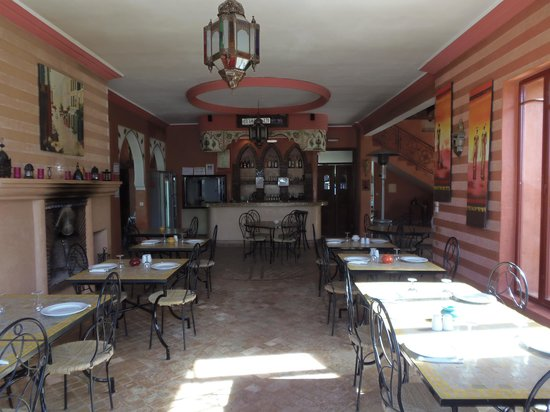Domaine Le Relais de Marrakech: photo of dining area
