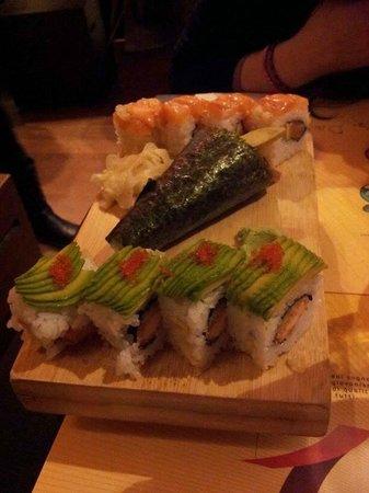 Daruma Sushi - Parlamento: rolls