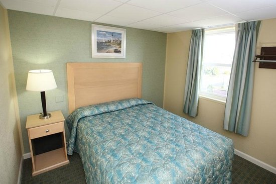 Camelot Motel : Simple, affordable accommodations