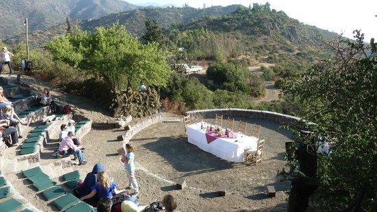 Theater auf dem Berg