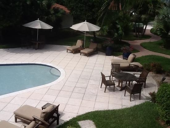 Villa del Mar: the little pool