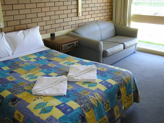 Sandpipers at Millicent : Double Room