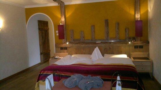 Wellness Hotel Fanes: La camera FS Piz La Ila Superior...meravigliosa!