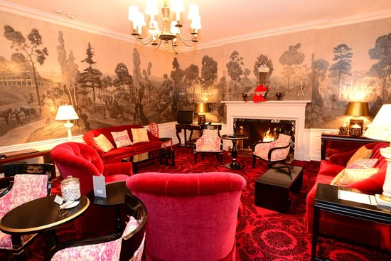 The Greenbrier: Windsor Club Room