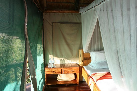 Manyara Wildlife Safari Camp: Inside room