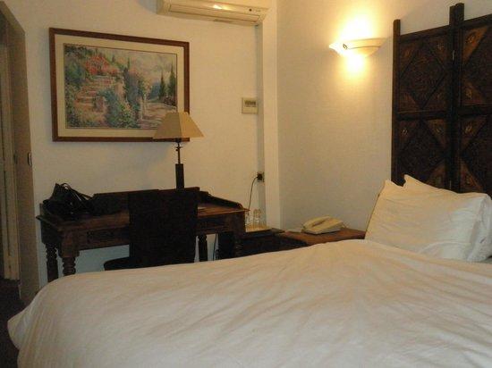 Hotel Massena: onze kamer 402
