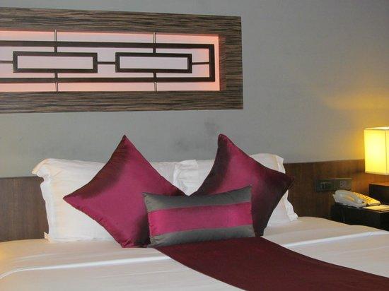 A-One Bangkok Hotel: chambre