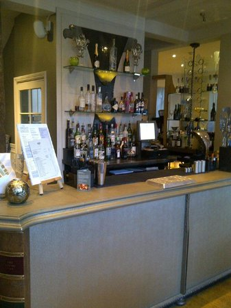The Spread Eagle Hotel: Bar