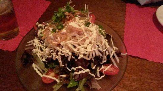 Musha Restaurant: Crab Salad