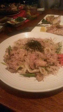 Musha Restaurant: Yaki Udon