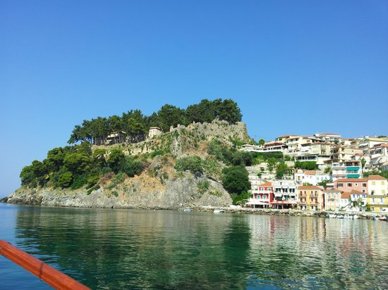 Bacoli Hotel : The Castle at Parga