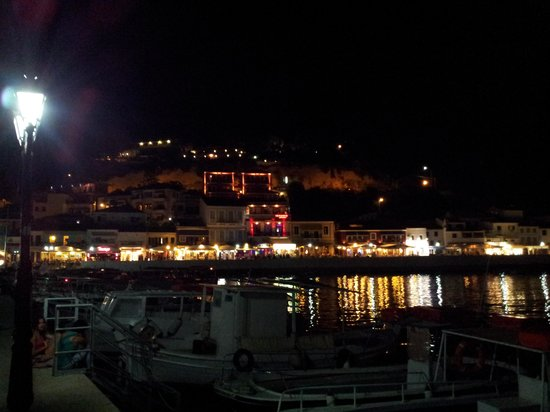 Bacoli Hotel : Parga by night