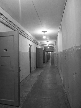 KGB Museum (Genocido Auku Muziejus): Hallway