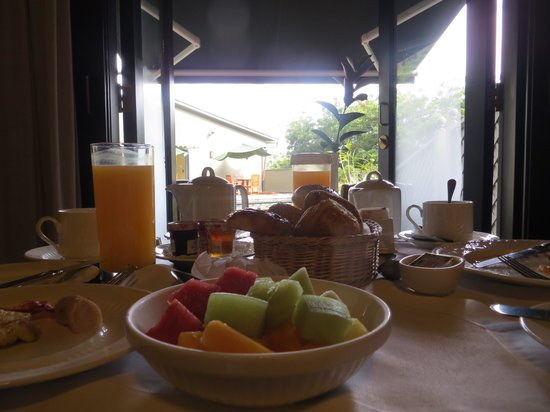 Belmond Sanctuary Lodge: Yummy breakfast