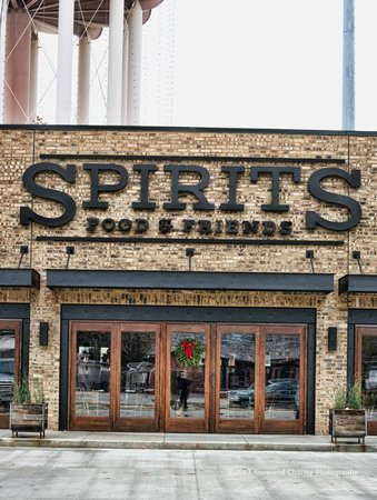 Spirits Food and Friends