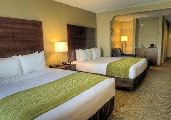 Comfort Inn: Queen Suite