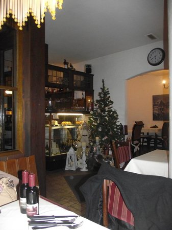 Café Thiesen: Christmas in Cafe Theisen