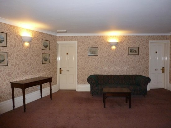 Best Western Duke Of Cornwall Hotel: Common Area