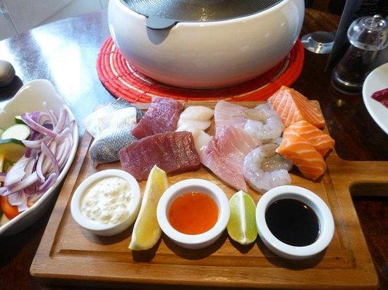 Chapman's Seafood Bar & Brasserie: Fish Rondue