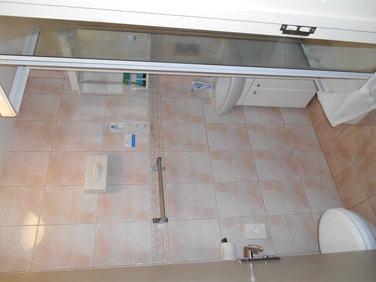 Comfort Inn London - Edgware Road: bagno