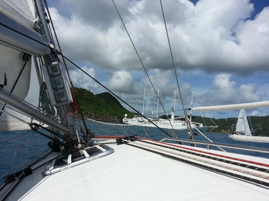 Ondeck Ocean Racing : Sailing back to Ondeck