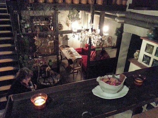 Weinhof Voosen Restaurant & Winebar: 18.12.2013