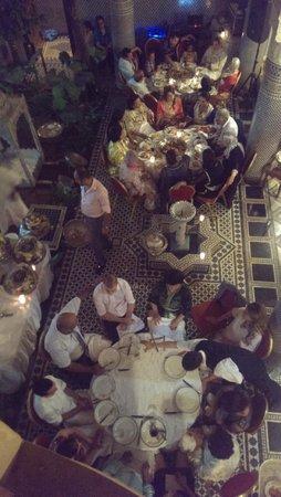 Riad Les Chrifis: vue panoramique