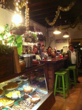 Pincha Cabra Tapas Bar: Underbart serviceminded och trevlig personl!