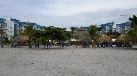 Las Perlas Hotel & Resort Playa Blanca : el hotel
