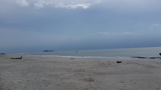 Las Perlas Hotel & Resort Playa Blanca : la playa