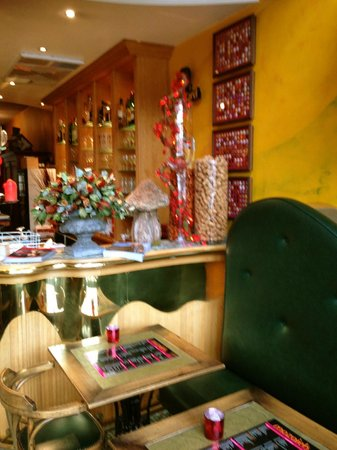 Mozaiek: the bar