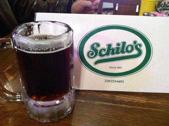 Schilo's Delicatessen: A smooth dark German beer - fabulous!