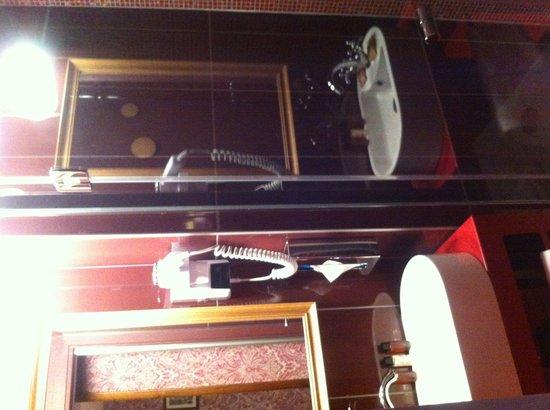 Hotel Joséphine by HappyCulture : Baño