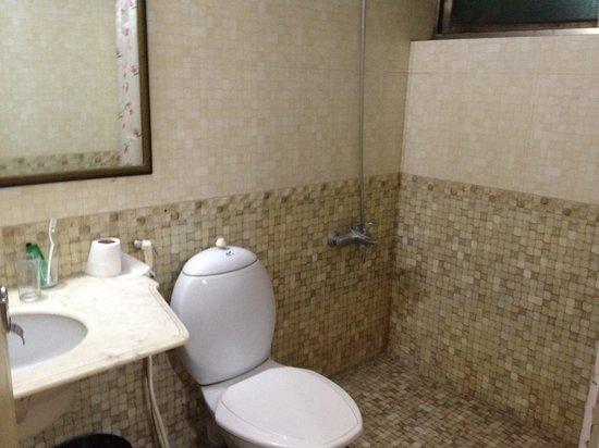 Ambala Inn: Bathroom